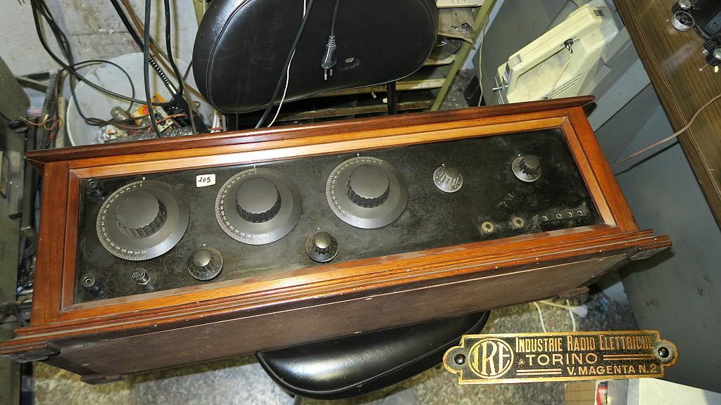 radio IRE torino anni 20 sair 5