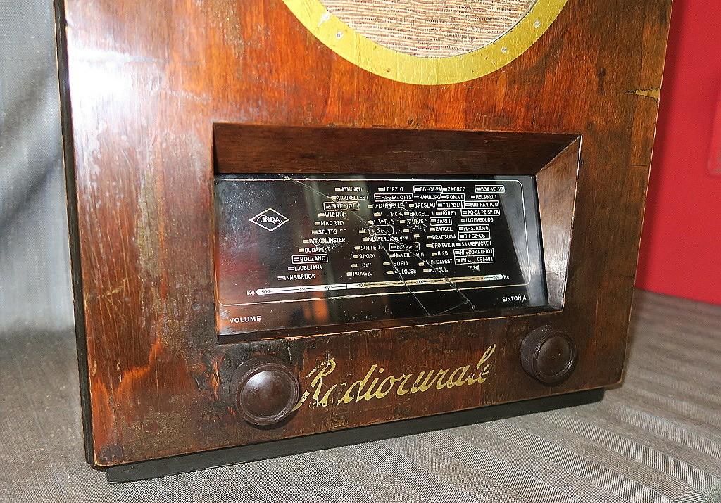 radio rurale unda 6 serie 9