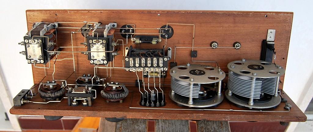 radio siti R2 M 4 valvole 4