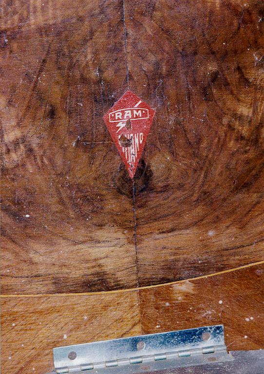ramazzotti rd8 prima serie N 221 2