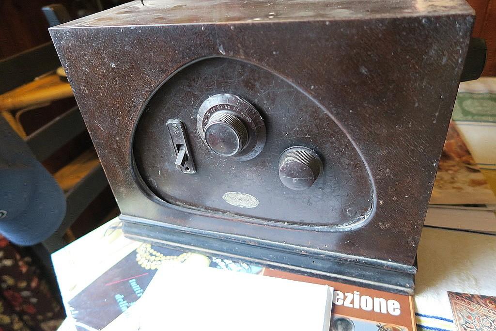 watt radio epoca valvole vendo 11