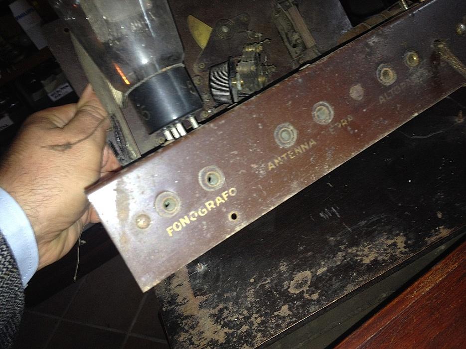 watt radio epoca valvole vendo 9