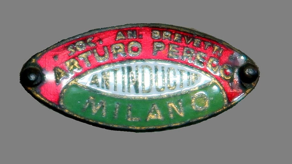RADIO ARPE ARTURO PEREGO ANNI 20 11