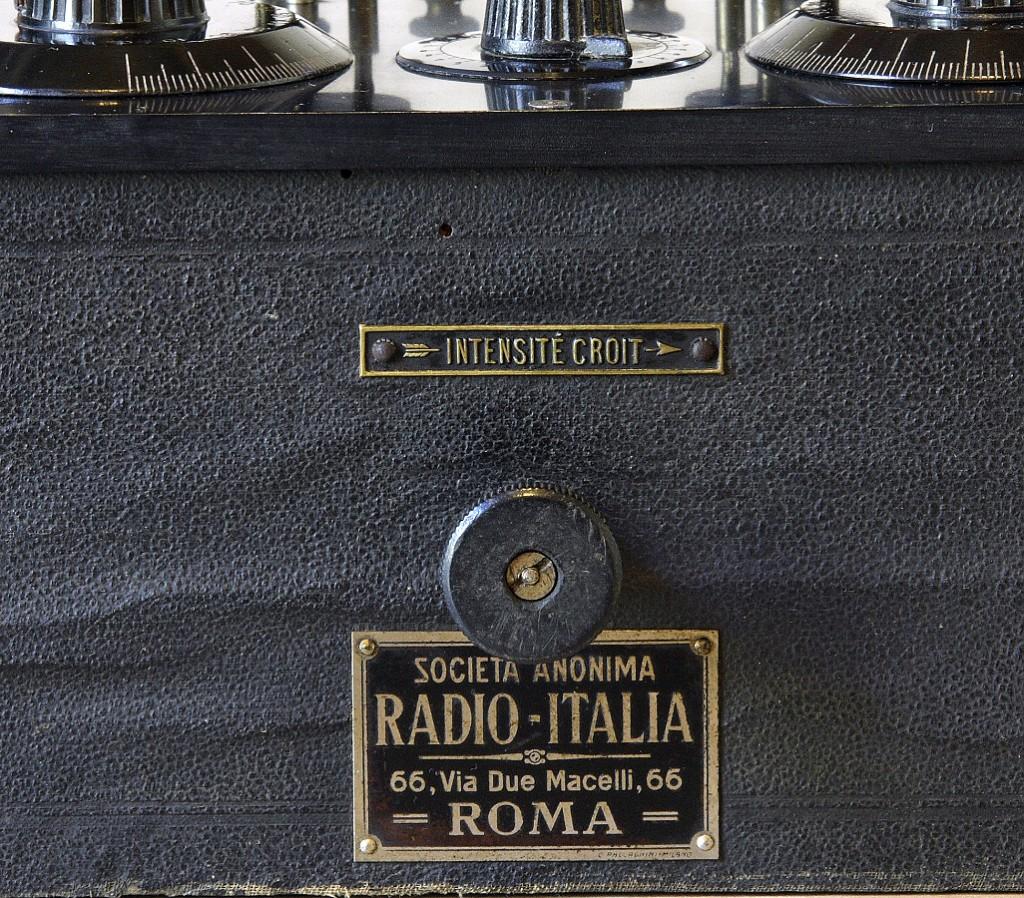 RADIO ITALIA modello radiola PBA4 5