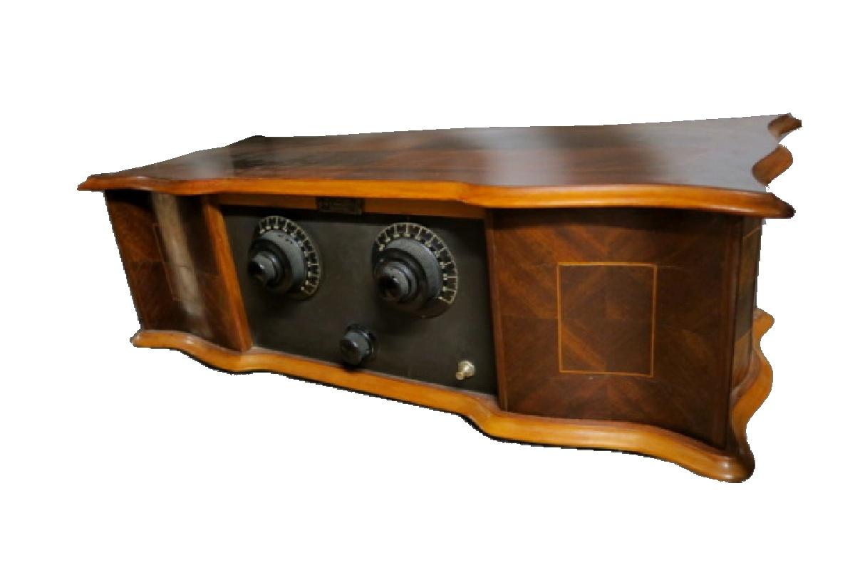 RADIO RAMAZZOTTI RD61 N°25  1°serie