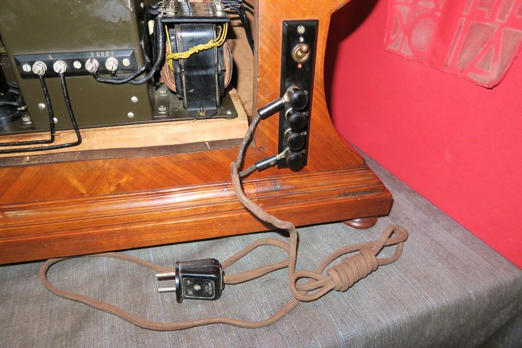 Safar altoparlante R211 elettrodinamico 10