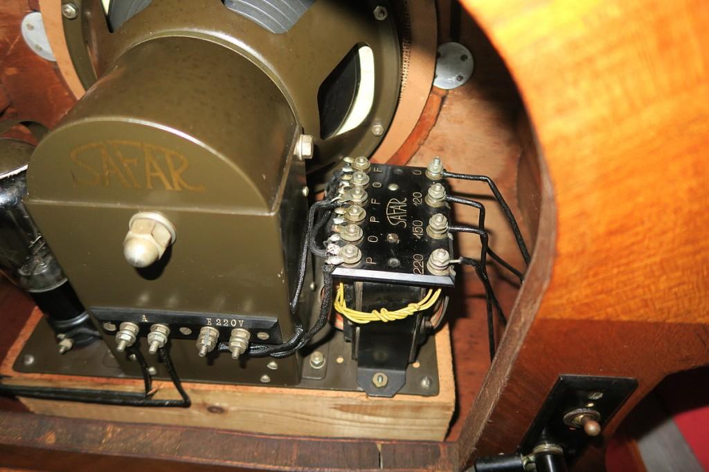 Safar altoparlante R211 elettrodinamico 11