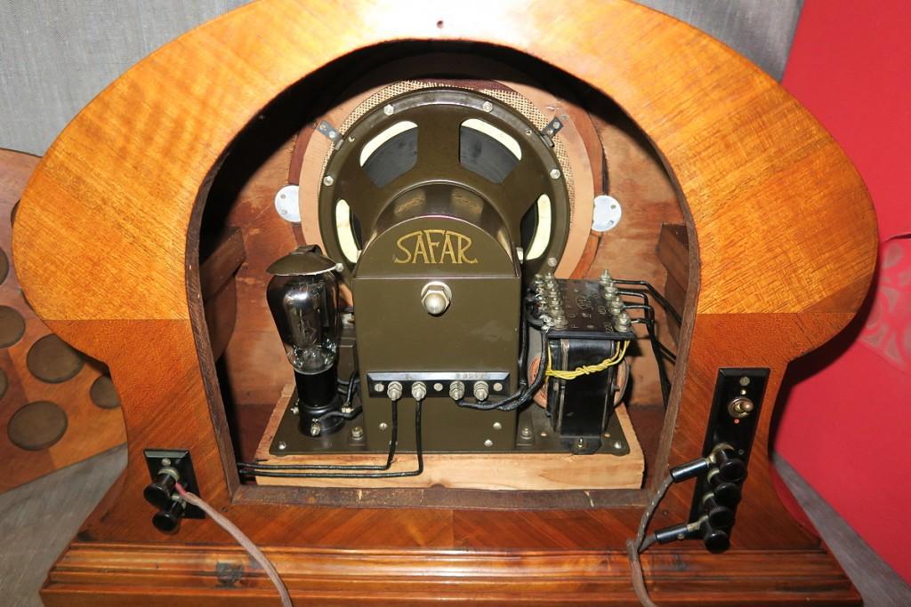 Safar altoparlante R211 elettrodinamico 12