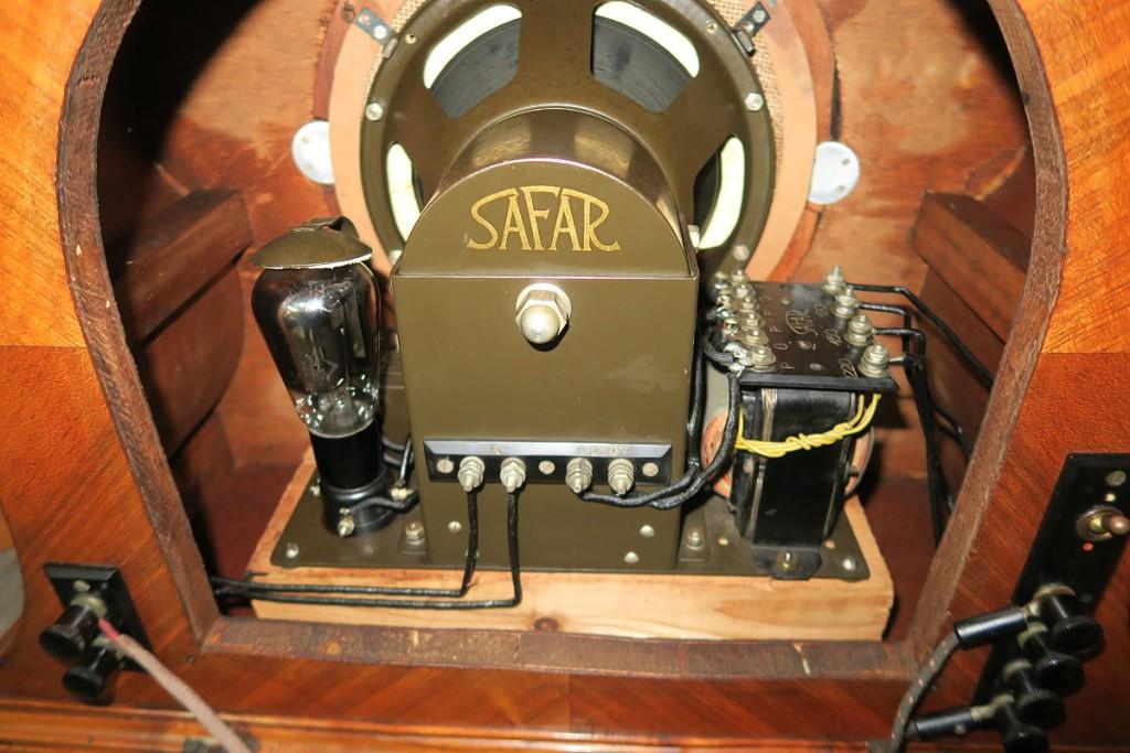 Safar altoparlante R211 elettrodinamico 15