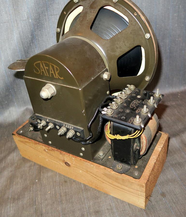 Safar altoparlante R211 elettrodinamico 19