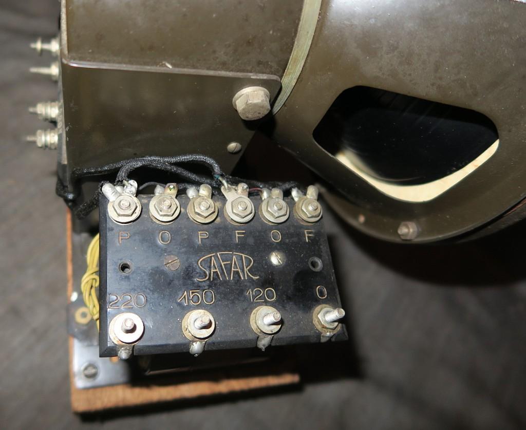 Safar altoparlante R211 elettrodinamico 21