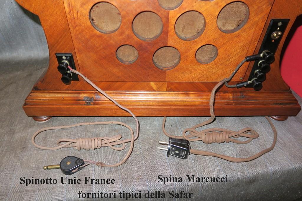 Safar altoparlante R211 elettrodinamico 7