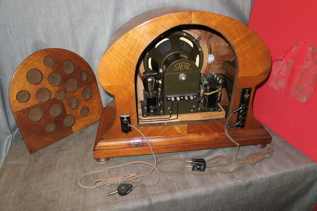 Safar altoparlante R211 elettrodinamico 8
