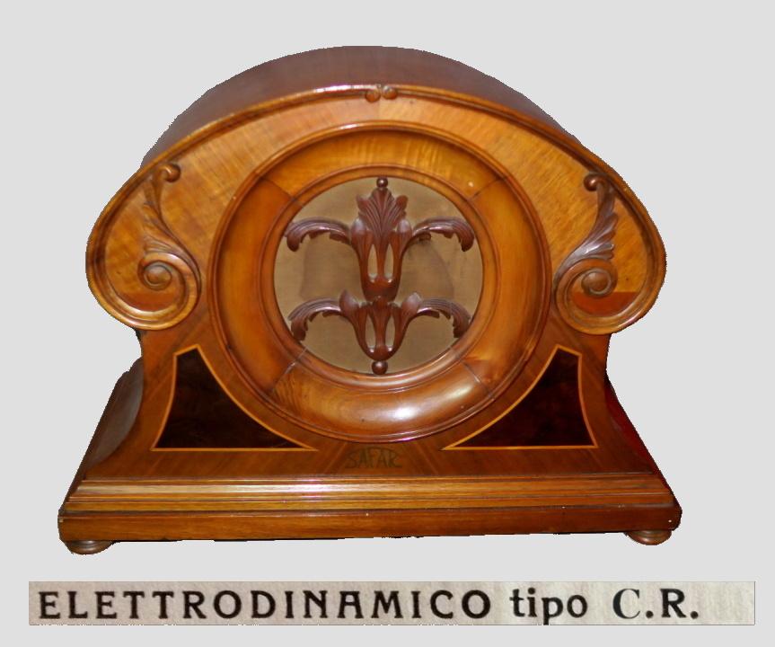 24 Altoparlante Safar tipo C.R. ELETTRODINAMICO