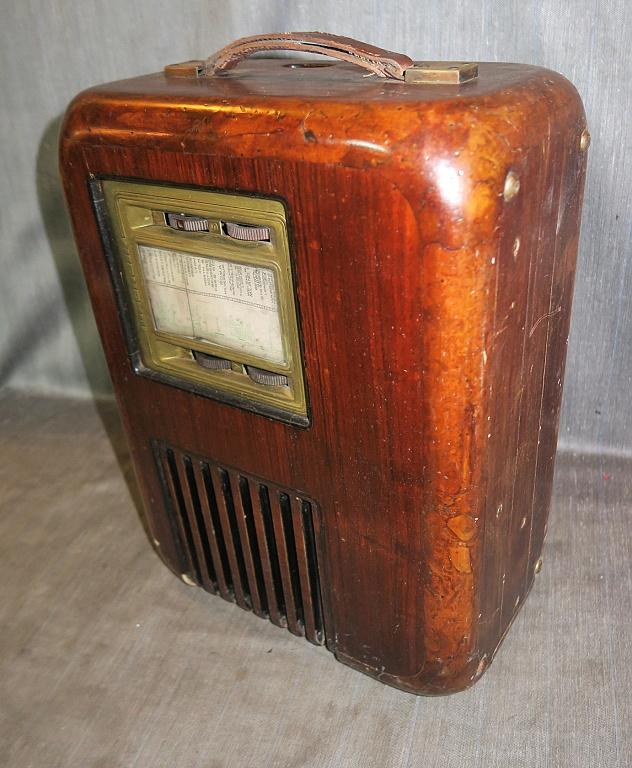 Radio Phonola 521 serie trasportabile