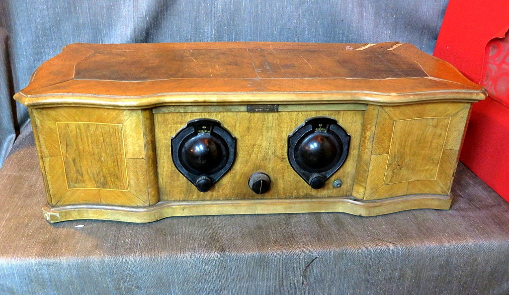 radio ramazzotti rd8 ram numero 1114 2
