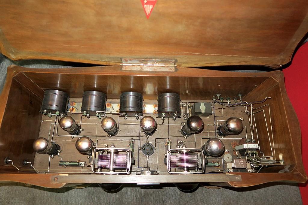 radio ramazzotti rd8 ram numero 1114 3