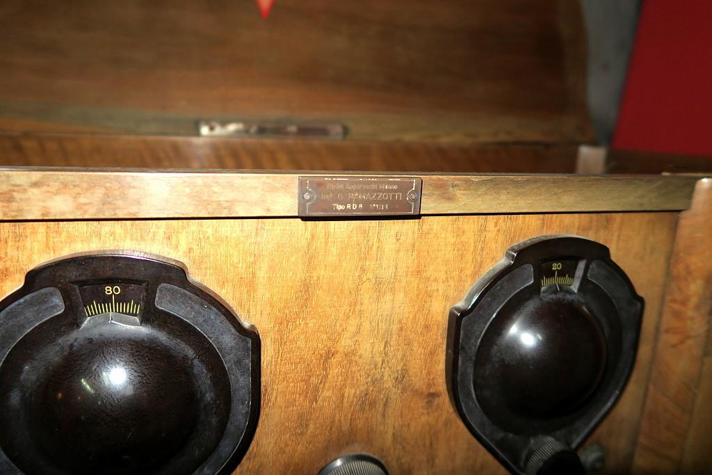 radio ramazzotti rd8 ram numero 1114 9