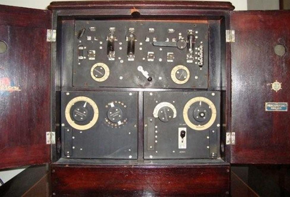 Marconifono Magnus radio marconi