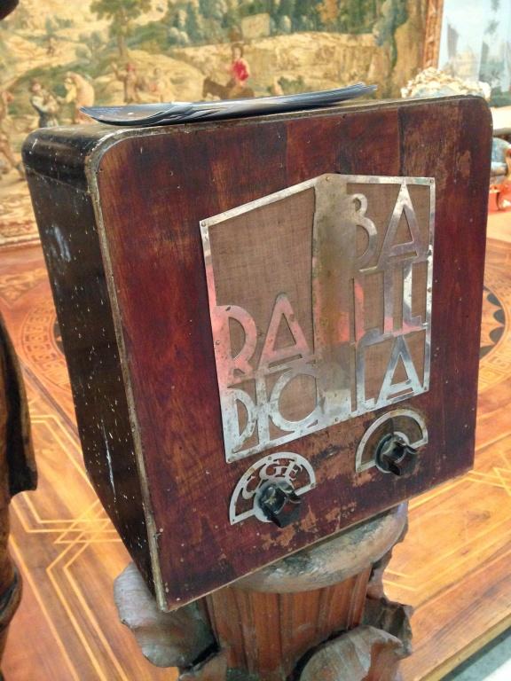 radio balilla fascio tagliato 8