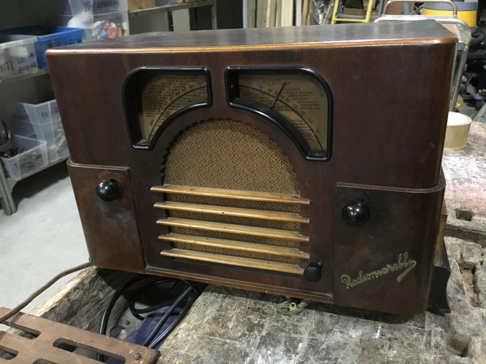 Radio marelli Vertumno  radiomarelli d'epoca