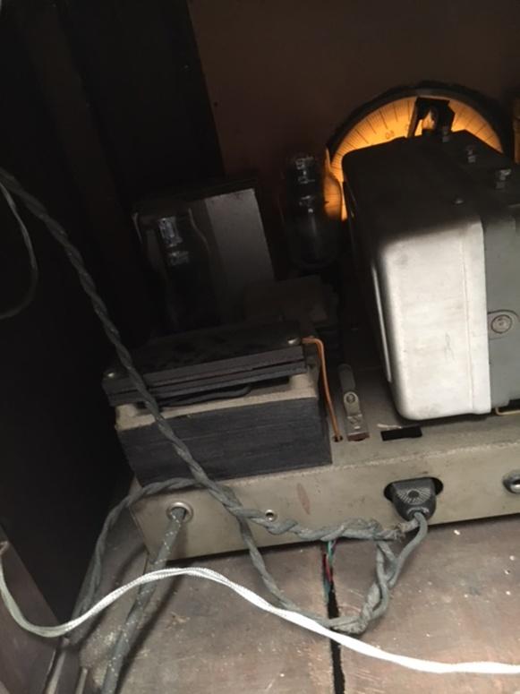 radio siti 53 M grammofono 18