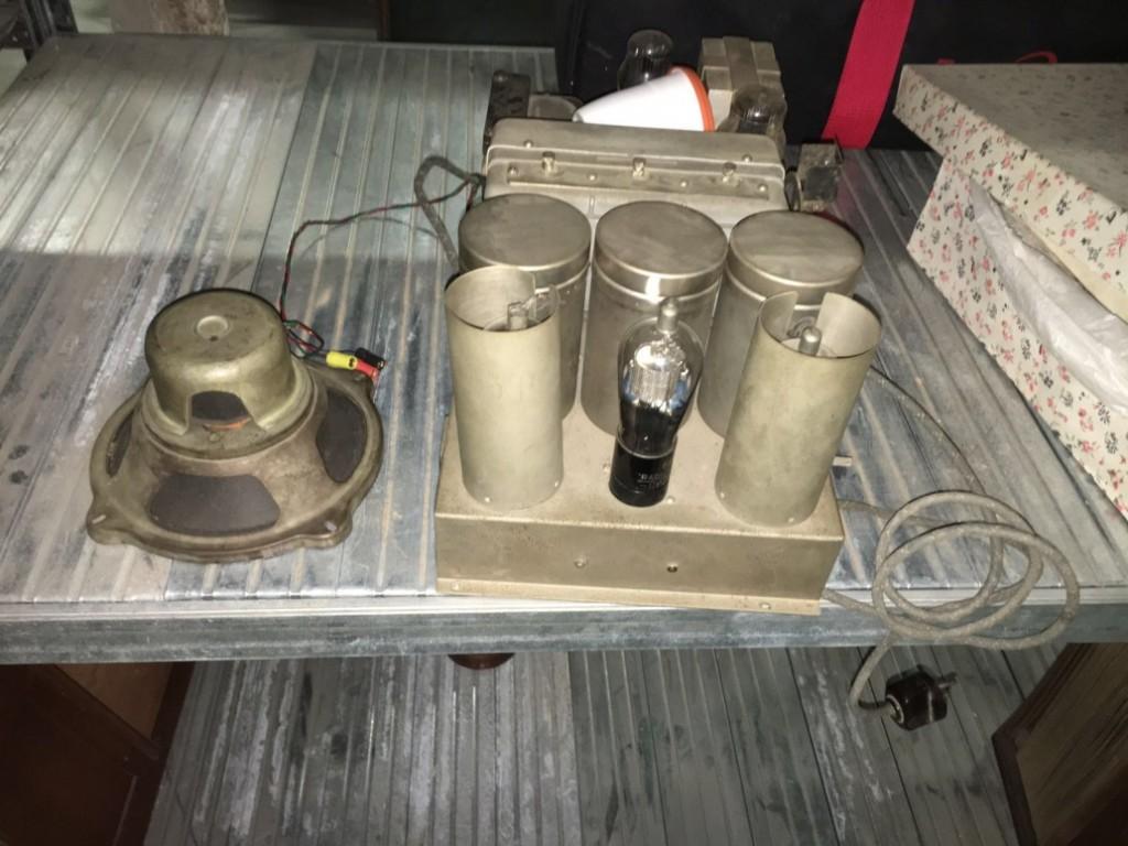 radio siti 53 M grammofono 25