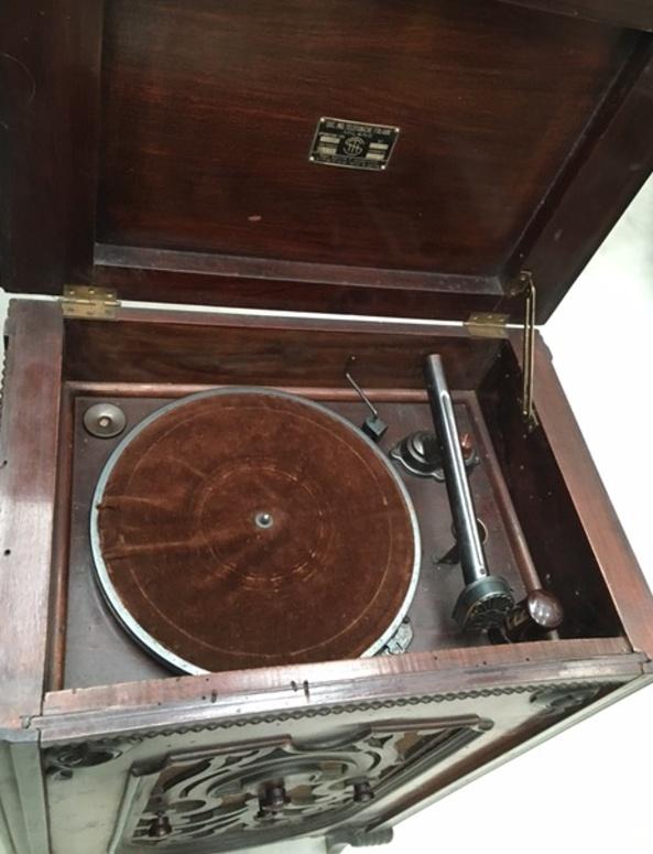 radio siti 53 M grammofono 8