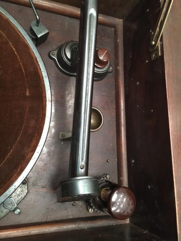 radio siti 53 M grammofono 9
