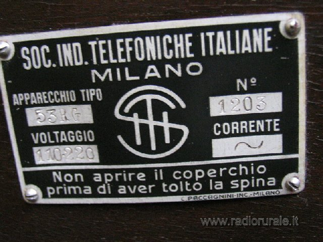 radio siti s.i.t.i. 6