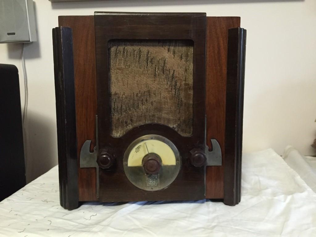 radio telefunken fasci posticci