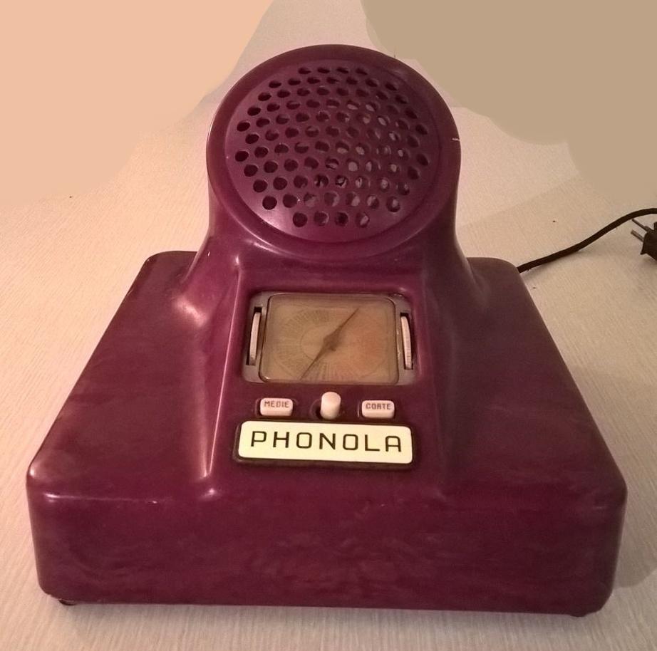 Radio Phonola 563 Catiglioni Caccia Domignoni 1