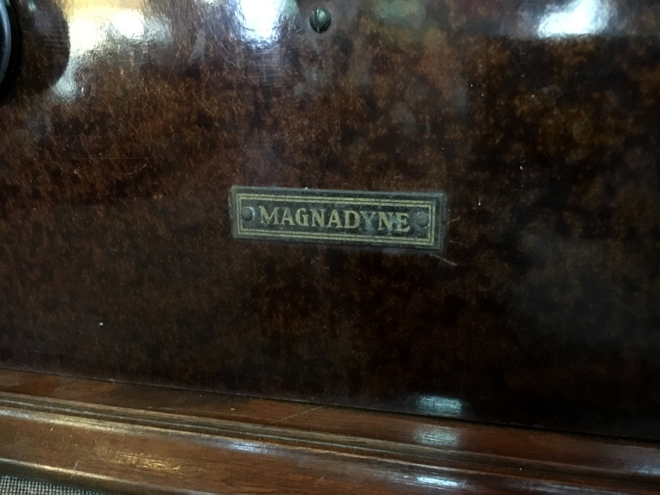 Magnadyne netro VIII anni 20 6