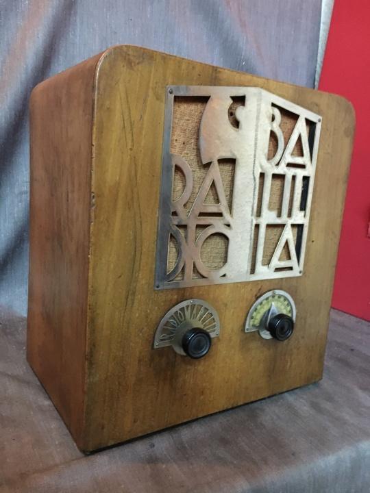 Radio Balilla Marelli 2