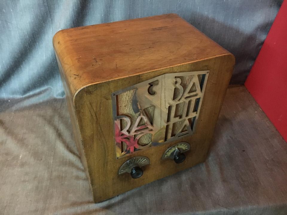 Radio Balilla Marelli 3