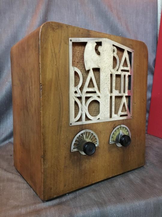 Radio Balilla Marelli 49