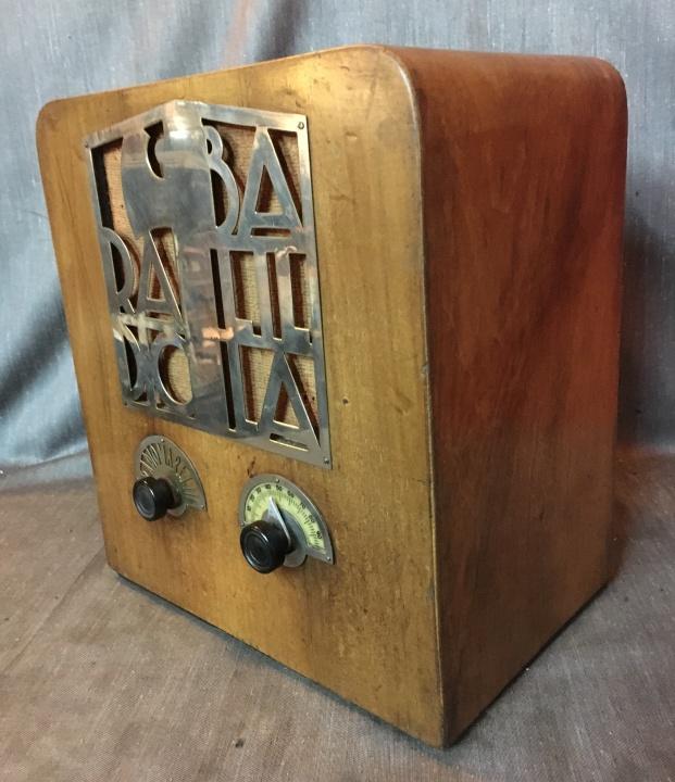 Radio Balilla Marelli 6