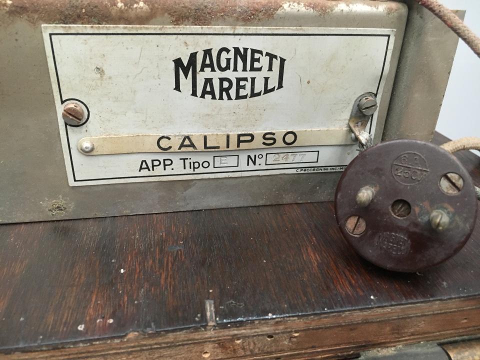Radio Marelli Calipso primo vendo 34