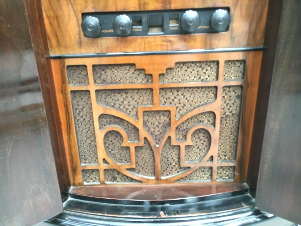 Radio Marelli Arione Lusso 10