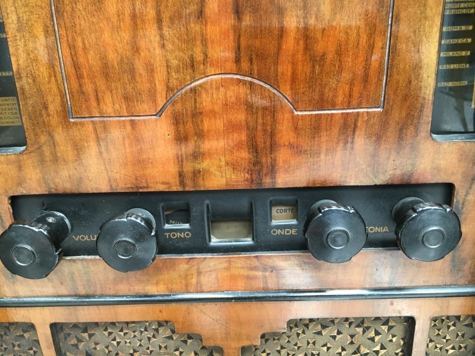 Radio Marelli Arione Lusso 12