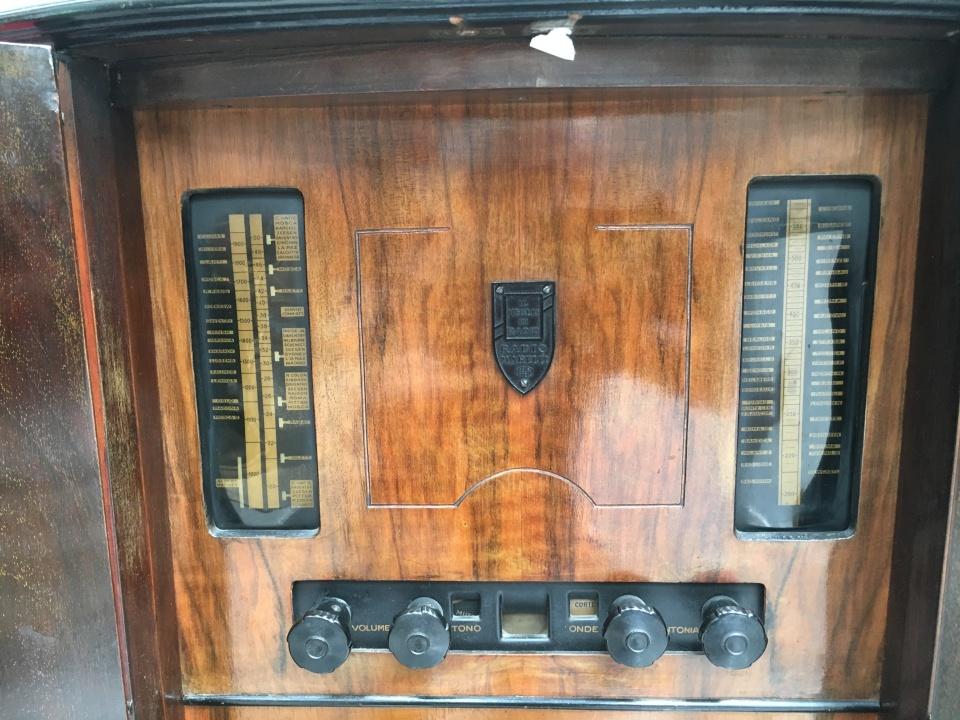 Radio Marelli Arione Lusso 13