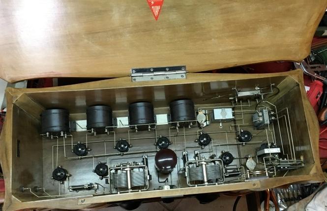 Radio RAM Ramazzotti RD8 1595 15
