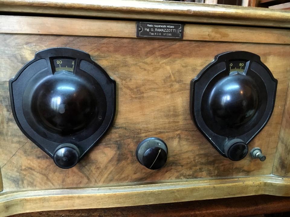 Radio RAM Ramazzotti RD8 1595 32