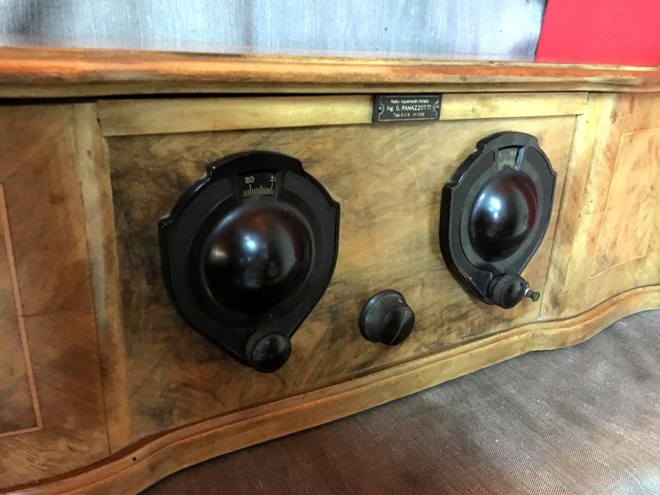 Radio RAM Ramazzotti RD8 1595 6