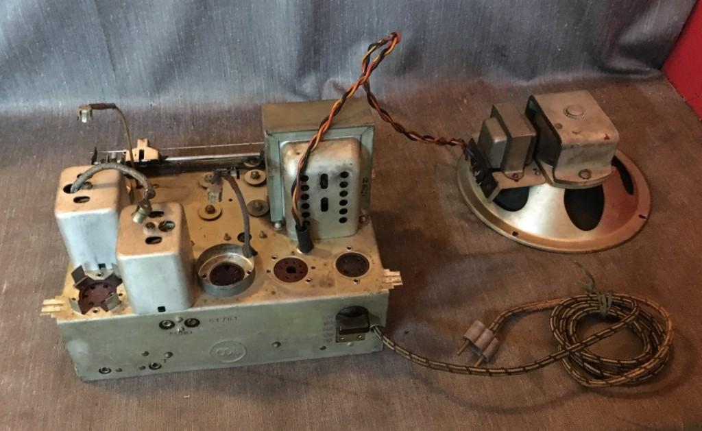 RADIO CGE 460 RURALE PER DIRIGENTI 20