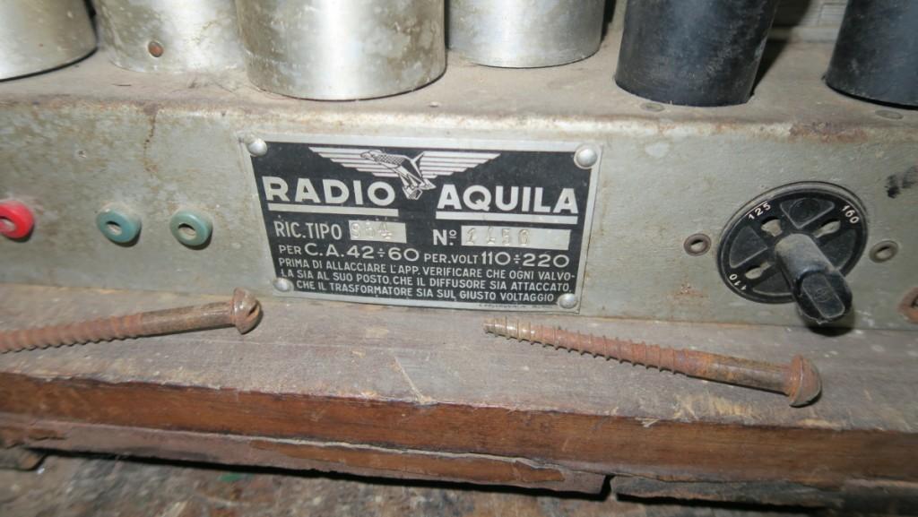 Radio aquila s 56 9