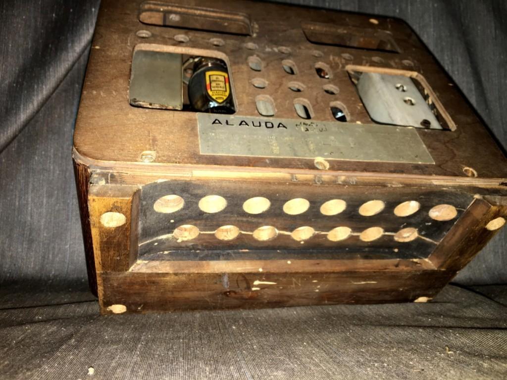Radio marelli alauda lusso sulamite 14