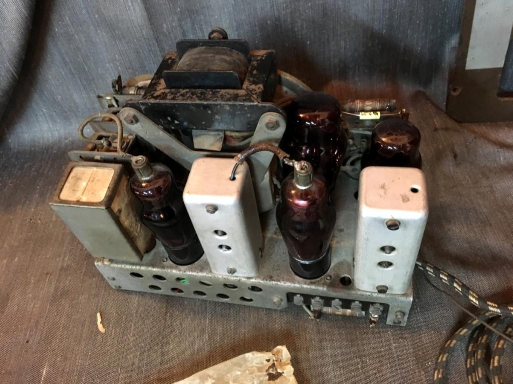 Radio marelli alauda lusso sulamite 26