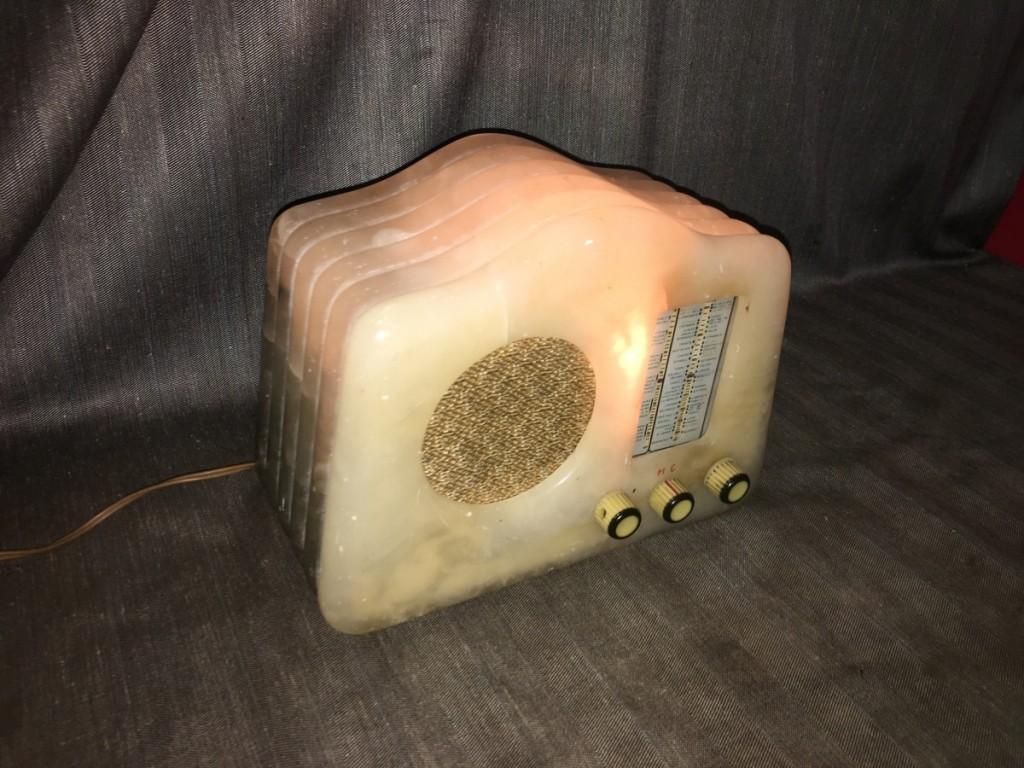 Radio Marcucci M72 alabastro 13