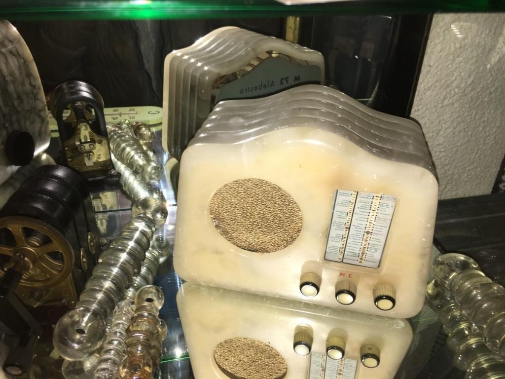 Radio Marcucci M72 alabastro 15